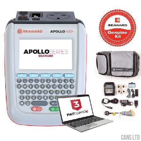 Seaward Apollo 400+ PAT Tester with Elite Bundle (with Software) - CANS LTD