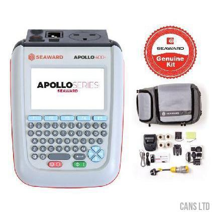 Seaward Apollo 400+ PAT Tester with Pro Bundle - CANS LTD