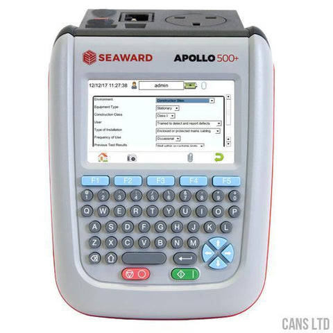 Seaward Apollo 500+ PAT Tester - CANS LTD