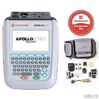 Seaward Apollo 500+ PAT Tester with Pro Bundle - CANS LTD