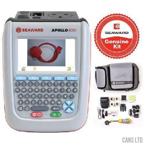 Seaward Apollo 600+ PAT Tester with Pro Bundle - CANS LTD
