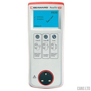 Seaward PrimeTest 50 PAT Tester - CANS LTD