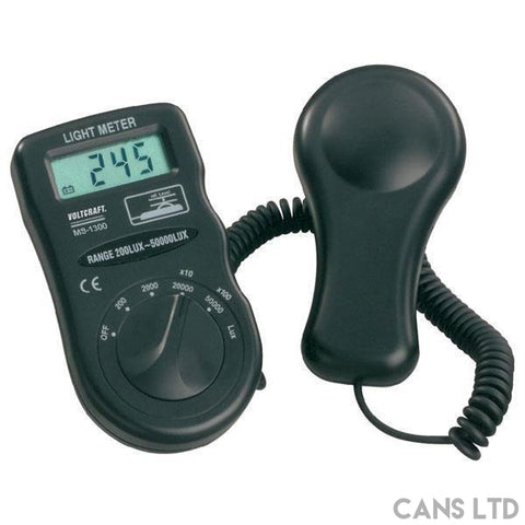 Voltcraft MS-1300 Light Meter - CANS LTD