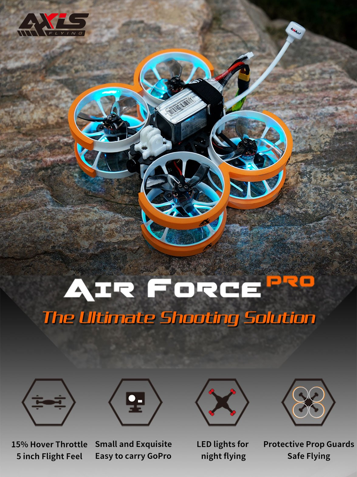 Axisflying airforce Pro banner