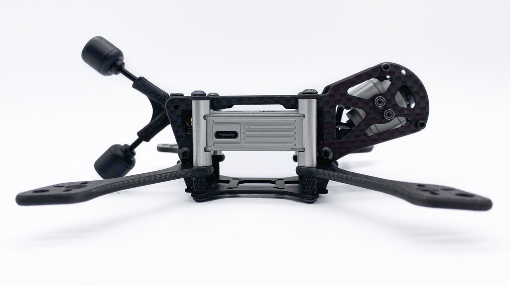NewBeeDrone Vim 3 inch FPV Frame for DJI HD FPV Systems