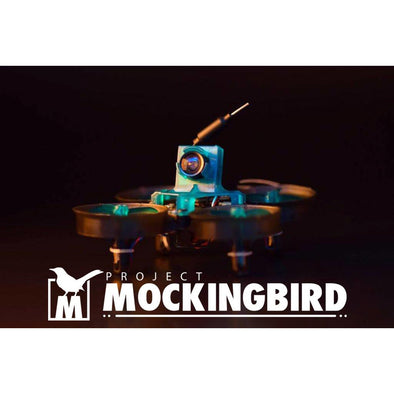 HummingBird V1 BNF - PROJECT MOCKINGBIRD EDITION (Plus FREE BeeLink USB Flasher)