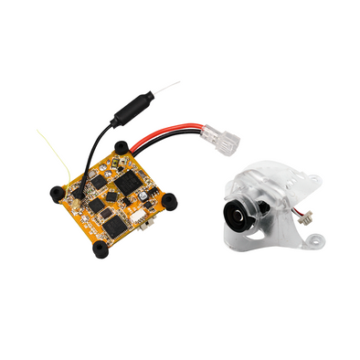BeeBrain Lite Flight Controller + Camera Set (DSM)