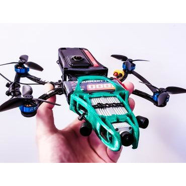 Cine-Bird FPV Frame Kit TPU DJI Air Unit/Vista mount