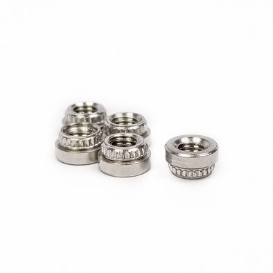 Replacement Pressnuts for Vivid Frame