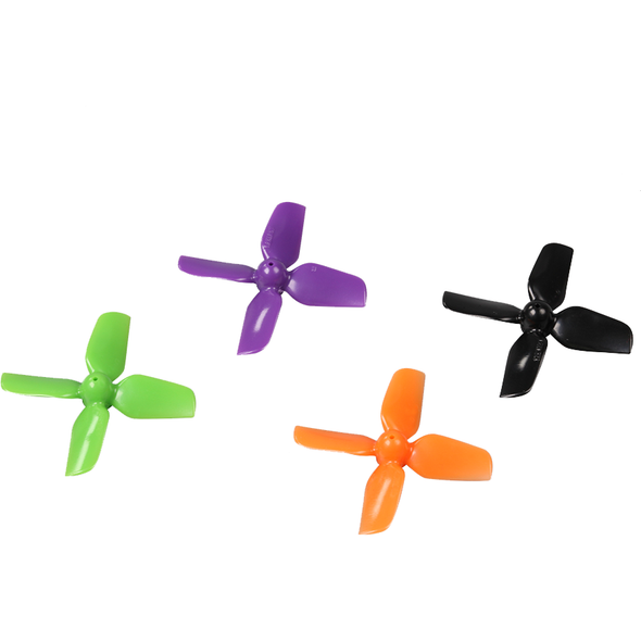 HQProp Micro Whoop Props 1.2X1.3X4 - 1mm Shaft