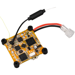 NewBeeDrone BeeBrainLite Flight Controller + Camera Set (FrSky/S-FHSS)