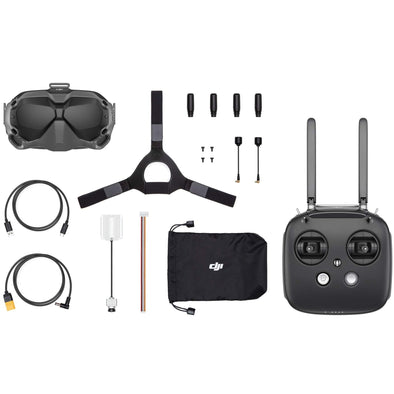 DJI FPV Fly More Combo Mode2 (Goggles, Air Unit, Controller) + Free Carrying Case!