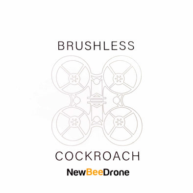NewBeeDrone Brushless Cockroach Clearance (10 for $20)