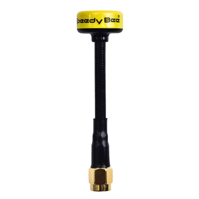 SpeedyBee 5.8 GHz Antenna Yellow+Black (RHCP) SMA