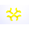 NewBeeDrone Tiny Whoop Props Yellow for FPV Drones