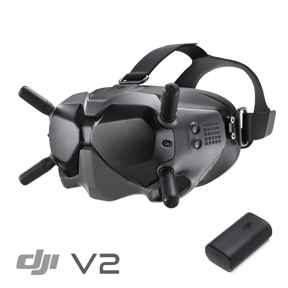DJI FPV Goggles V2 (Pre-Order) + Free Goggle Case ($24.99 in value)!