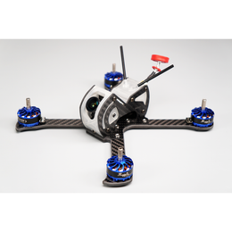 "NewBeeDrone Leviathan 5"" Racing and Freestyle Frame"