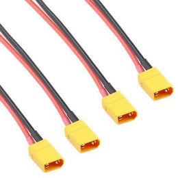 NewBeeDrone XT30 Lipo Pigtail 16AWG (4PCS)