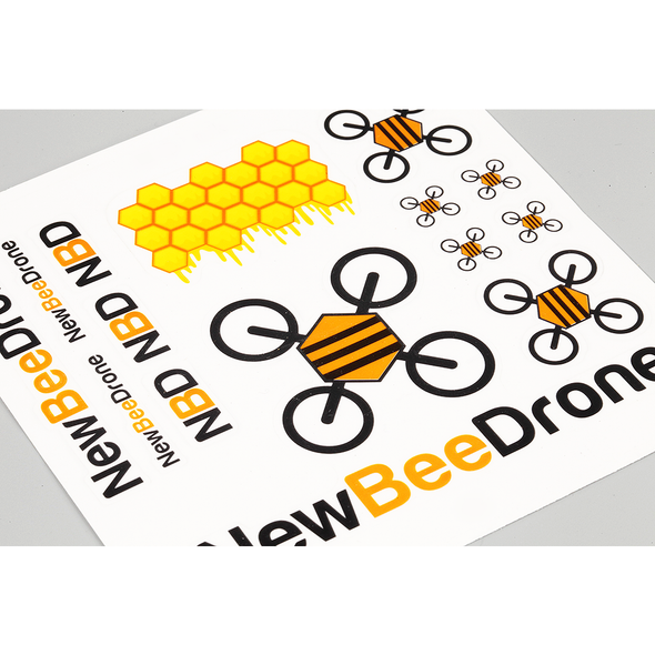 NewBeeDrone Sticker Sheet