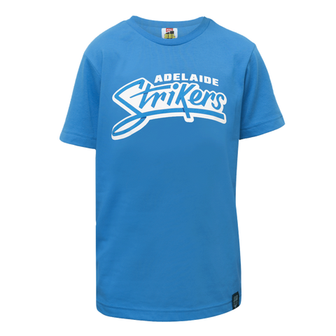 BBL Logo T-Shirt Senior- Adelaide Strikers