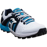 Kookaburra Pro 2000 Rubber Sole Shoe Blue/White
