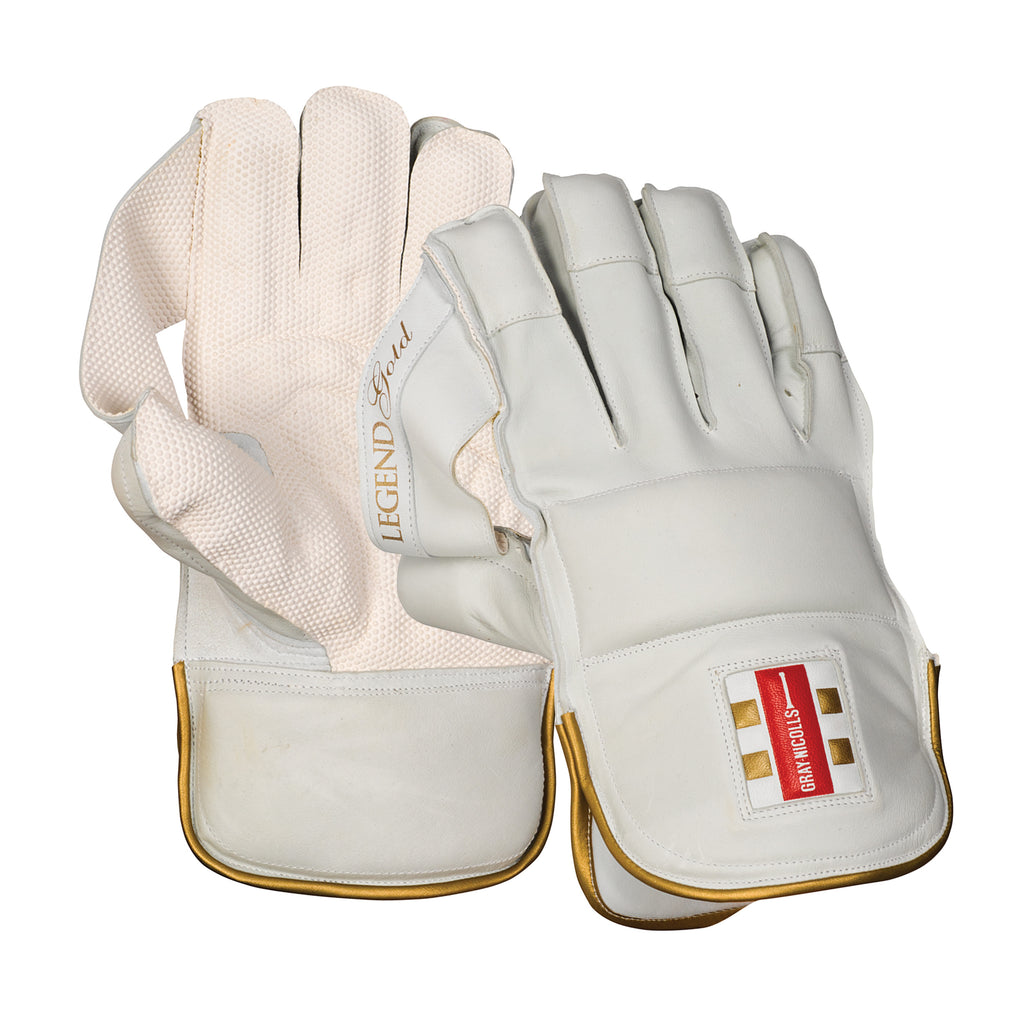 Gray-Nicolls Legend Gold Wicket Keeping Gloves