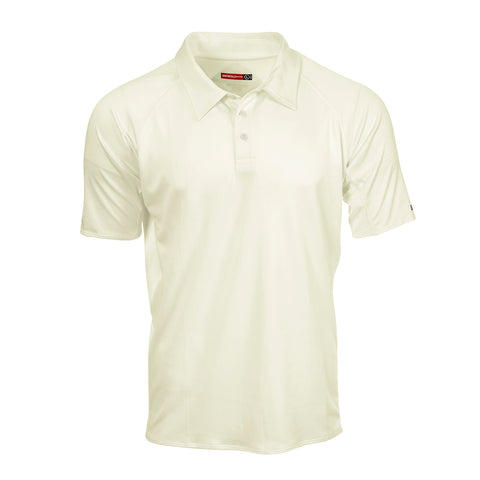Gray-Nicolls Shirt - Legend Mid Sleeve Cream