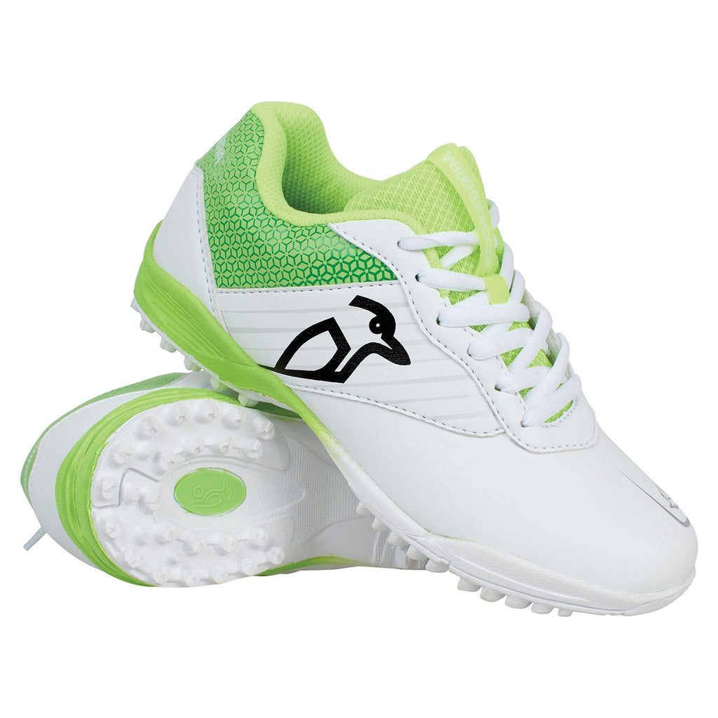 Kookaburra Pro 5.0 Junior Rubber Sole Shoes