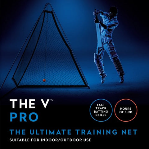 The V - Pro Cricket Training Net