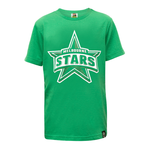 BBL Logo T-Shirt Junior- Melbourne Stars