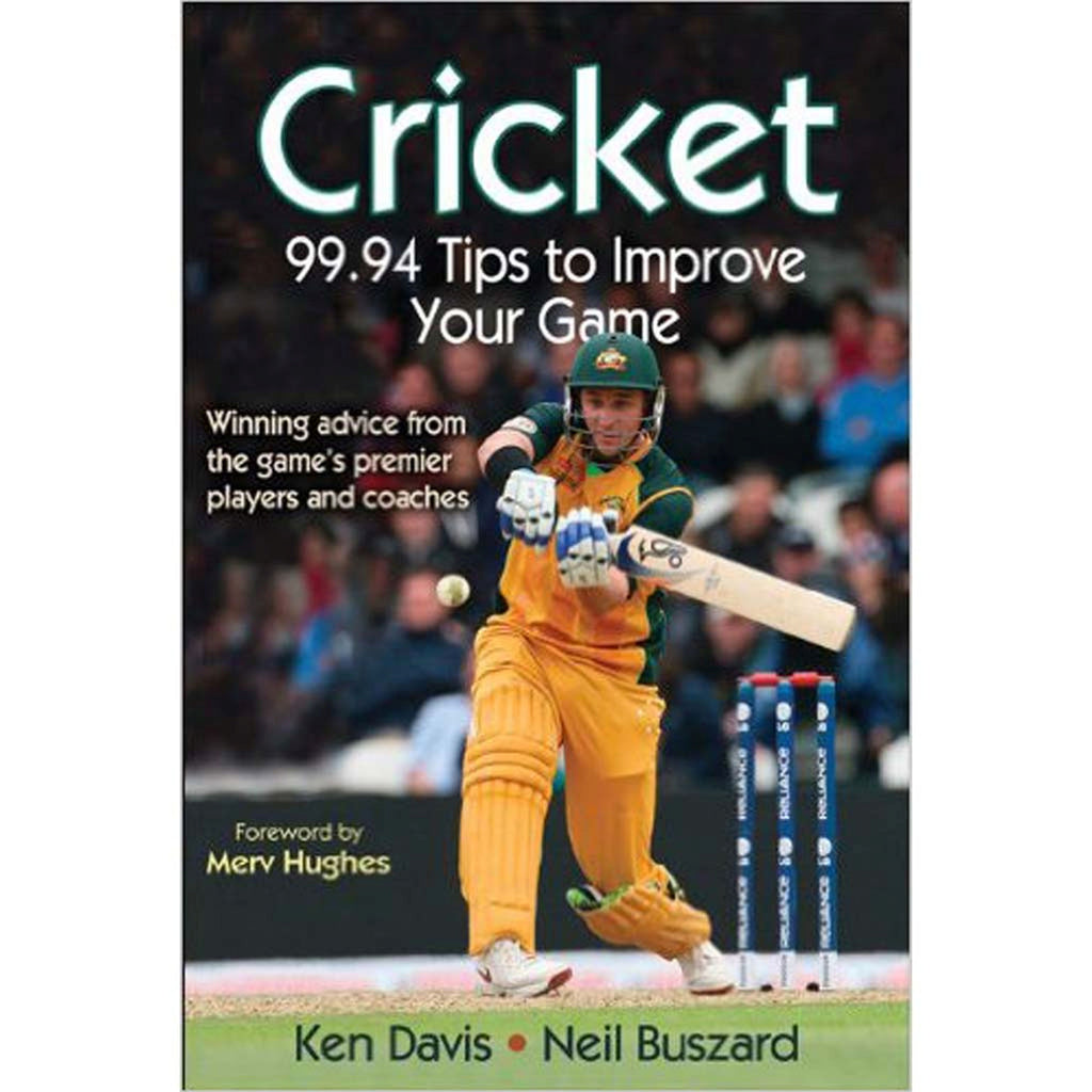 Cricket Book - 99.94 Cricket Tips