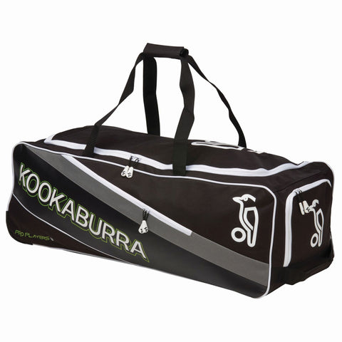 Kookaburra Pro Players 3 Wheel Bag