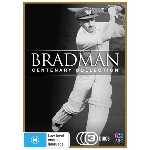 DVD - Bradman Centenary Collection