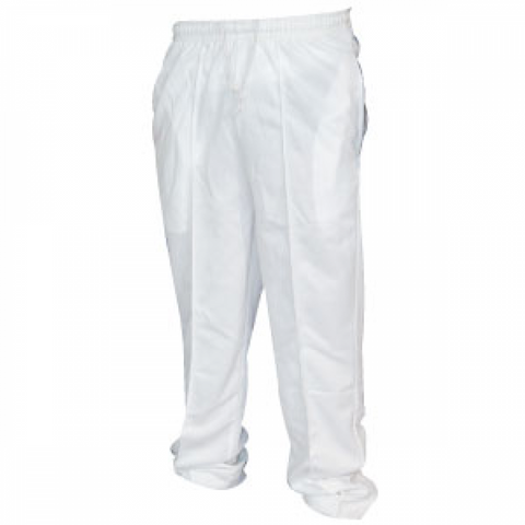 Buffalo White Trousers - Senior & Junior