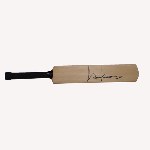 C.G. Greenidge Signed Mini Bat