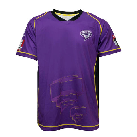 BBL 2017 - Hobart Hurricanes Junior Replica Top