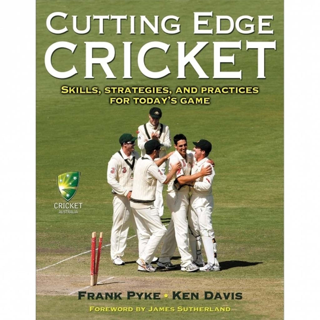 Cricket Book - Cutting Edge Cricket