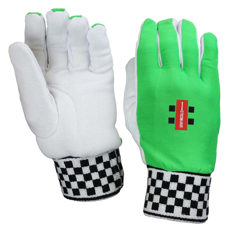 Gray-Nicolls Elite Cotton Padded Wicket Keeping Inners