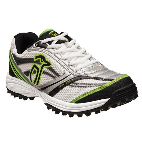 Kookaburra Pro 1200 Rubber Sole Shoes