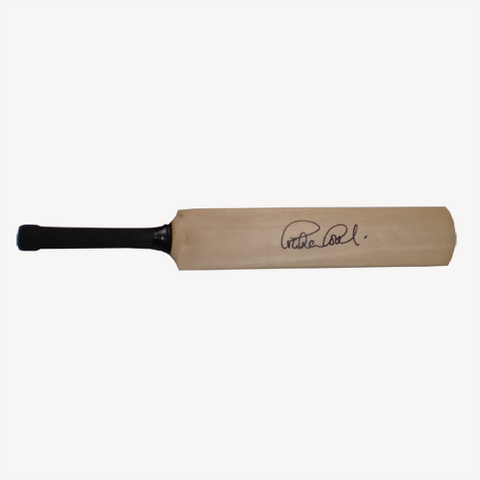 G.A. Gooch Signed Mini Bat