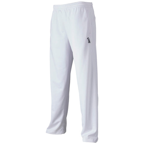 Kookaburra Pro Active Trousers White - Junior & Senior