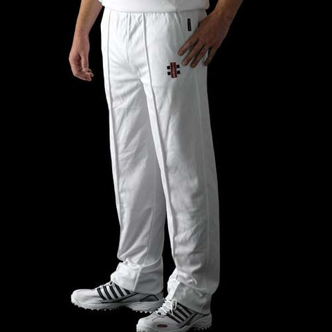 Gray-Nicolls Trousers - Elite White Junior