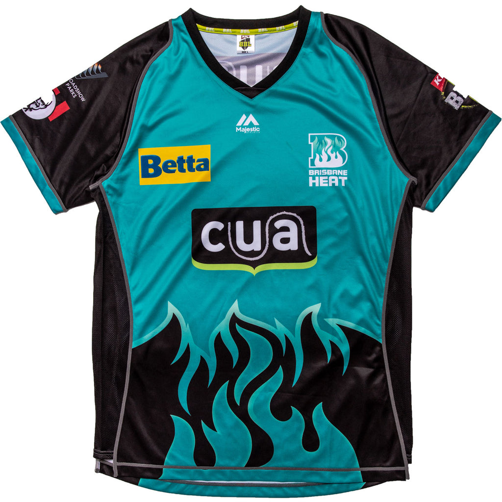 BBL - 2018 Brisbane Heat Junior Replica Top
