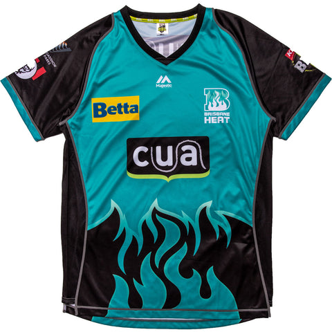 BBL - 2018 Brisbane Heat Senior Replica Top