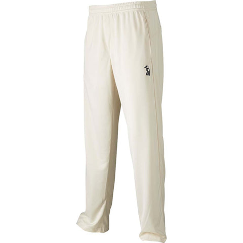 Kookaburra Pro Active Trousers Cream Senior & Junior