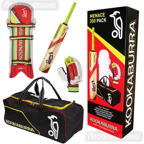 Kookaburra - Menace 350 Junior Package
