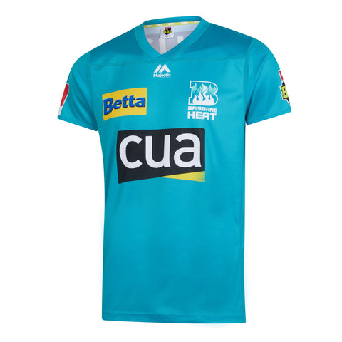 BBL - 2019 Brisbane Heat On Field Replica Shirt - Adult