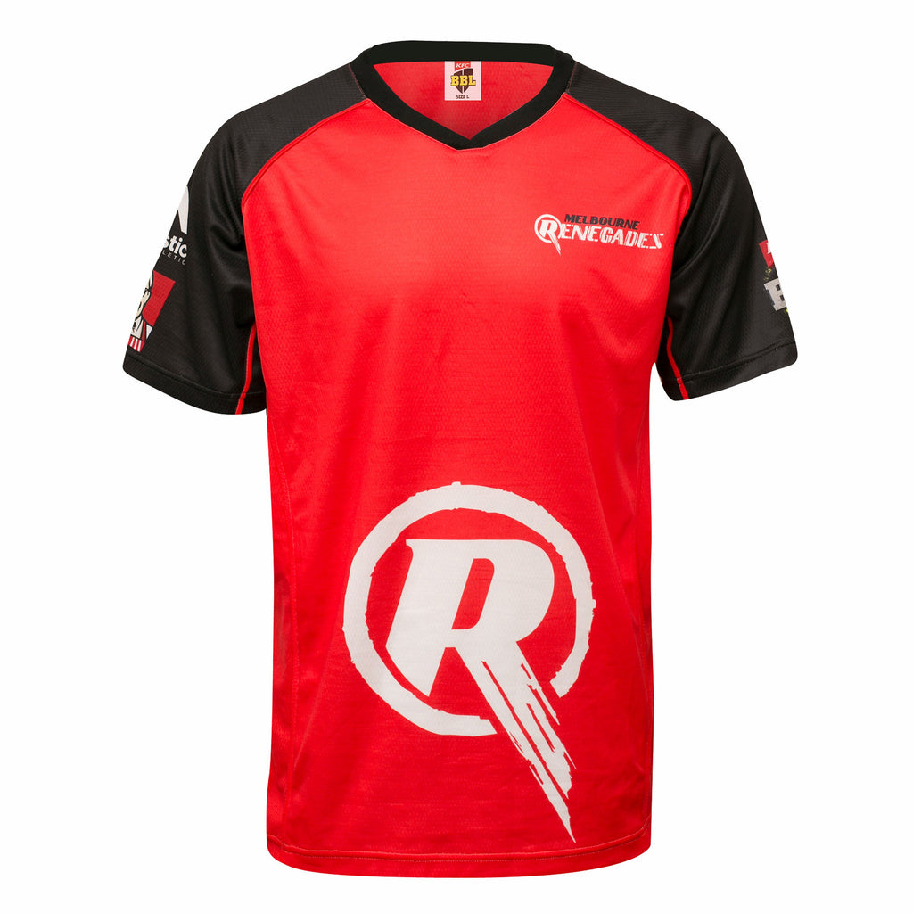 Season 2016 BBL - Melbourne Renegades Junior Replica Top