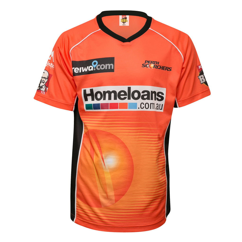 BBL - Perth Scorchers Junior Replica Top