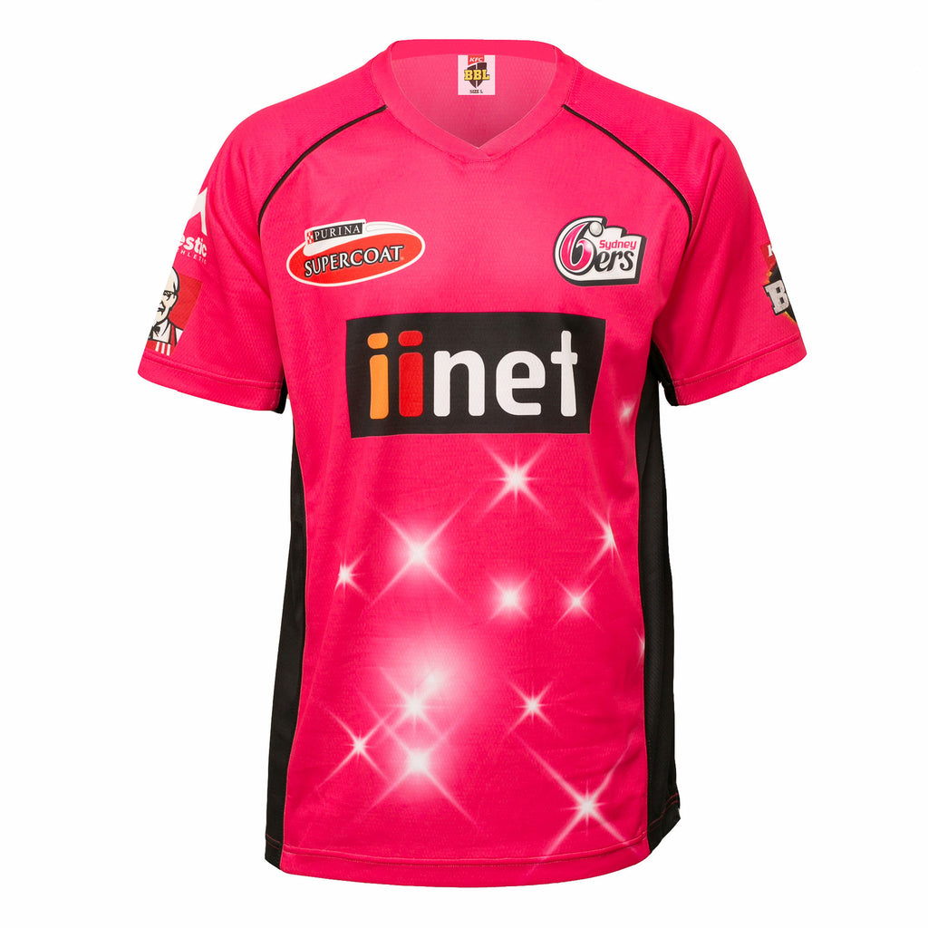 Season 2016 BBL - Sydney Sixers Senior Replica Top